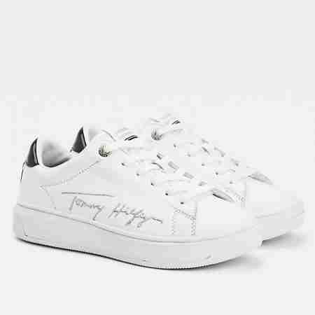 FW0FW05219 Sneakers Tommy Hilfiger BIANCO
